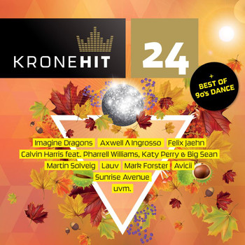 Various Artists - KRONEHIT Vol.24 (Explicit)
