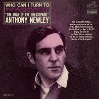 Anthony Newley - Who Can I Turn To