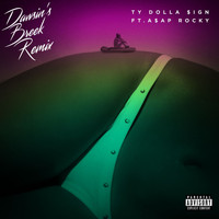 Ty Dolla $ign - Dawsin's Breek (feat. A$AP Rocky) (Remix [Explicit])