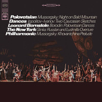 Leonard Bernstein - Polovetsian Dances and other Russian Favorites (Remastered)