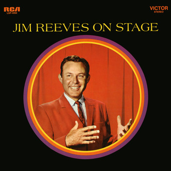 Jim Reeves - Jim Reeves on Stage (Live)