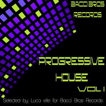 Various Artists - Progressive House - Vol. 1 (Selected by Luca elle)