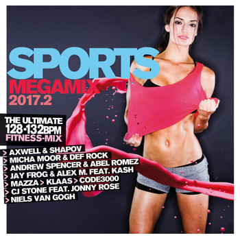 Various Artists - Sports Megamix 2017.2