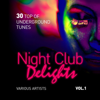 Various Artists - Night Club Delights (30 Top of Underground Tunes), Vol. 1
