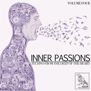 Various Artists - Inner Passions, Vol. 4 - Techno from the Deep of the Heart
