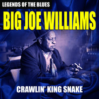 Big Joe Williams - Big Joe Williams - By Baby