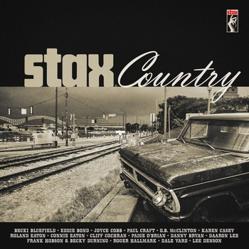 Various Artists - Stax Country