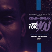 Keak Da Sneak - For You (feat. Rayven Justice)