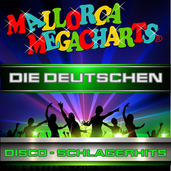 Various Artists - Mallorca Megacharts - Die Deutschen Disco-Schlagercharts