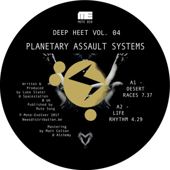 Planetary Assault Systems - Deep Heet Vol. 4