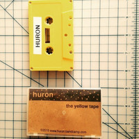 Huron - The Yellow Tape