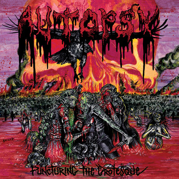 Autopsy - Puncturing the Grotesque (Explicit)