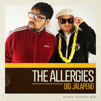 The Allergies - The Allergies Dig Jalapeno
