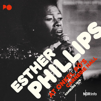 Esther Phillips - At Onkel Pö's Carnegie Hall, Hamburg 1978