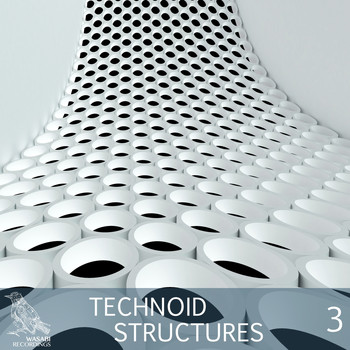 Various Artists - Technoid Structures, Vol. 3