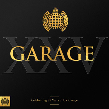Various - Garage XXV - Ministry of Sound