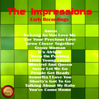 The Impressions - Early Recordings