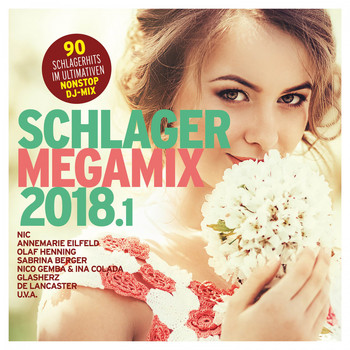 Various Artists - Schlager Megamix 2018.1