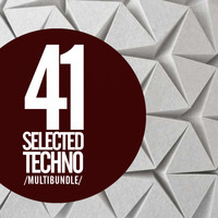 Various Artists - 41 Selected Techno Multibundle