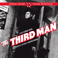 "Anton Karas - ""The Third Man"" Original Motion Picture Soundtrack"