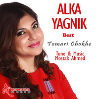 Alka Yagnik - Tomari Chokhe - Single