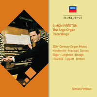 Simon Preston - 20th-Century Organ Music