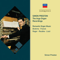 Simon Preston - Romantic Organ Music