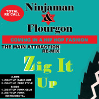 Ninjaman - Zig It Up (Remixes)