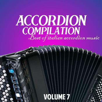 Various Artist - Accordion compilation vol. 7 (Best of italian accordion music)