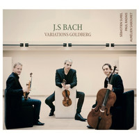 Various Artists - J.S BACH Variations Goldberg