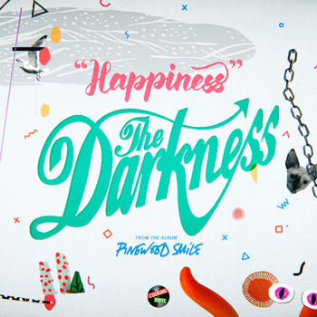 The Darkness - Happiness (Radio Edit)