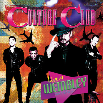 Culture Club - Live at Wembley - World Tour 2016