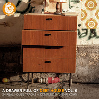 Henri Kohn - A Drawer Full of Deep House, Vol. 6 (24 Real House Tracks Compiled by Henri Kohn)