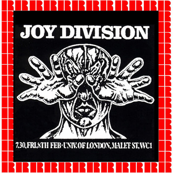 Joy Division - University of London (Hd Remastered Edition)