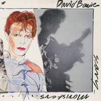 David Bowie - Scary Monsters (And Super Creeps) (2017 Remastered Version)
