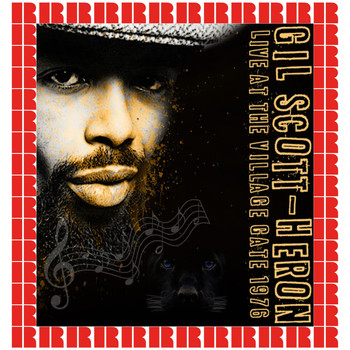 Gil Scott-Heron - Village Gate New York 1976