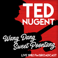 Ted Nugent - Wang Gang Sweet Poontang (Live 1982 FM Broadcast)