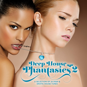 Various Artists - Deep House Phantasies 2 - A Selection of 25 Deep & Erotic House Tunes