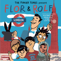 The Pinker Tones - Flor & Rolf in London