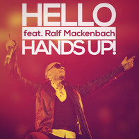 Hello - Hands up!