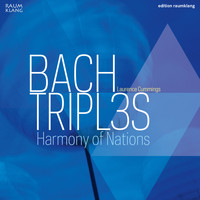 Harmony of Nations and Laurence Cummings - Bach Triples