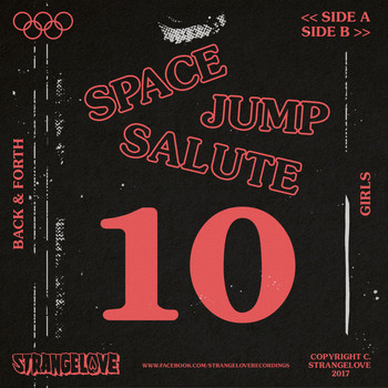 Space Jump Salute - Back & Forth EP