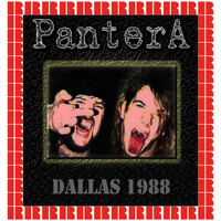 Pantera - The Basement, Dallas, TX, USA, 20/12/1988