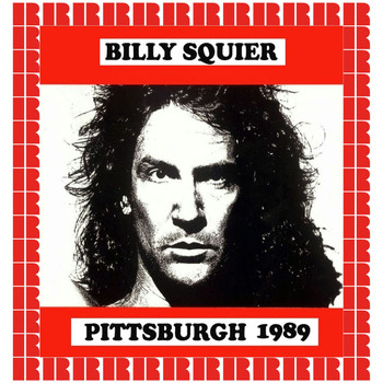 Billy Squier - Syria Mosque Pittsburgh, Pa, U.S.A. November 24, 1989