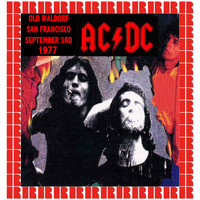 AC/DC - The Old Waldorf, San Francisco, September 3rd, 1977