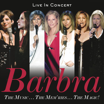 Barbra Streisand - Being Alive (Live 2016)