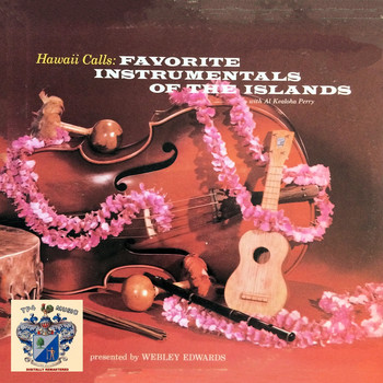 Webley Edwards - Hawaii Calls