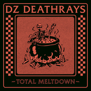 DZ Deathrays - Total Meltdown