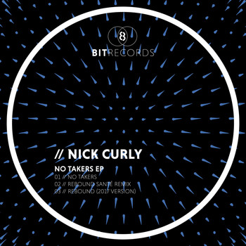 Nick Curly - No Takers EP