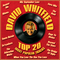 David Whitfield - Top 20 Most Popular Tracks